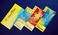 Games tickets