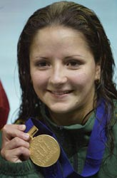 Loudry Tourky 10m diving gold winner