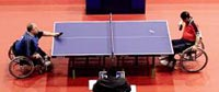 Image of EAD table tennis